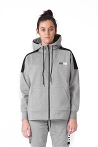 RPM Athletic Hood, Grey Marl