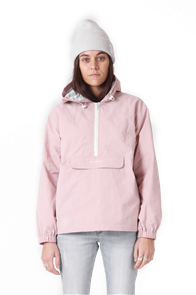 RPM Vintage Anorak, Dusty Pink