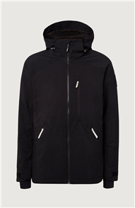 Oneill MENS DIABASE JACKET, BLACK OUT