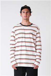 RPM Cali Stripe Long Sleeve Tee, Cali Stripe