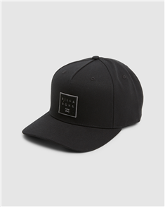 Billabong STACKED SNAPBACK, STEALTH