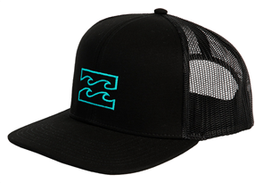 Billabong Groms All Day Trucker, Black