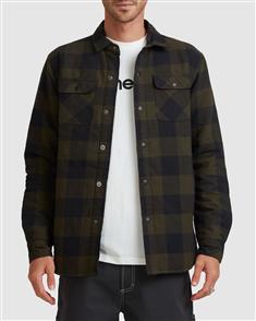 Element Jimbo Flannel Shirt, Forest Night