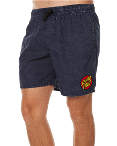 Santa Cruz Cruizer Beach Short, Acid Denim
