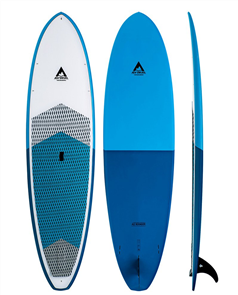 Adventure Paddle Allrounder X1 SUP, Blue Blue