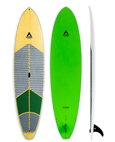 Adventure Paddle Allrounder X2 SUP, Bamboo Lime