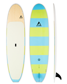 Adventure Paddle Project Y X2 SUP, Blue Lime