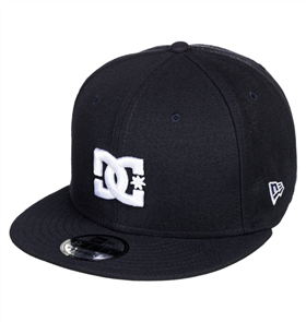 DC Empire Refresh Snap Back, Black