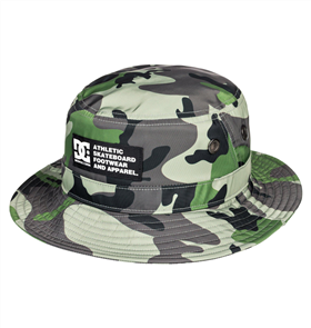 DC Sonams Bucket Mens Hats Rrp6, Camo