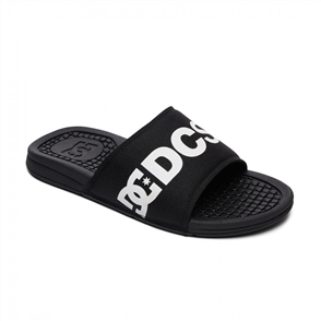 DC Bolsa SP Mens Sandal, Black White