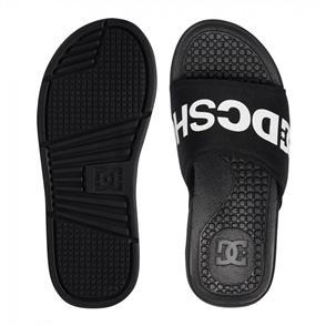 DC Bolsa SP Mens Sandal, Black White