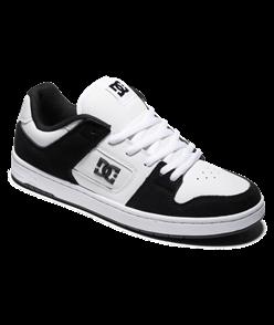 DC MANTECA 4 S SHOE, BLACK/WHITE