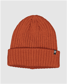 Billabong ARCADE BEANIE, DEEP RED