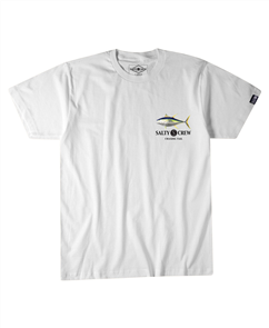 Salty Crew Ahi T-Shirt, White