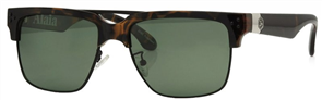 Carve ALAIA Polarised Sunglasses, Tort