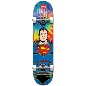 Almost Mullen Superman Tie Dye Complete