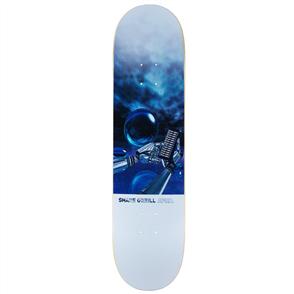 April Skateboards DECK SHANE O'NEILL ARTIFICIAL INTELLIGENCE, Size 8.125