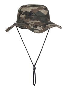 Quiksilver Bushmaster Mens Hats, Camo