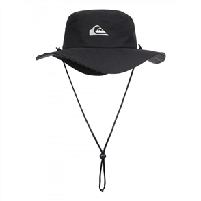 Quiksilver Bushmaster Mens Hats, Black