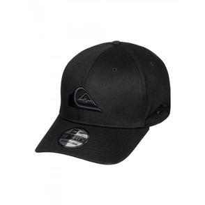 Quiksilver Mountain and Wave Mens Cap, Black