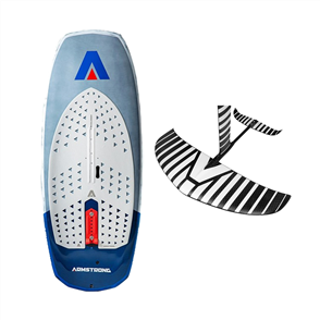 """Armstrong Foils CF2400 V2 Foil Package and Wing SUP 6'6"""""""