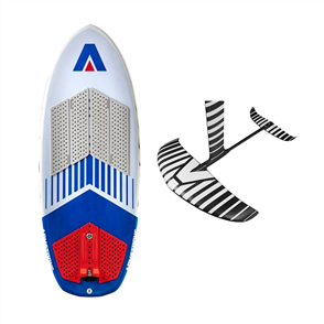 """Armstrong Foils CF800 Foil Package and Surf Kite Tow 3'11"""""""