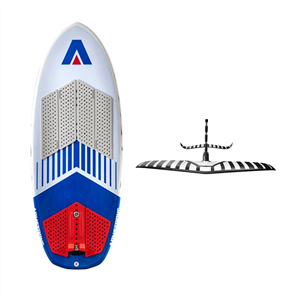 """Armstrong Foils HS1050 Foil Package and Surf Kite Tow 3'11"""""""