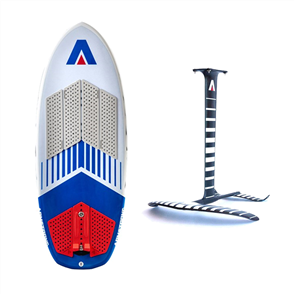 """Armstrong Foils HS1550 Foil Package and Surf Kite Tow 4'11"""""""