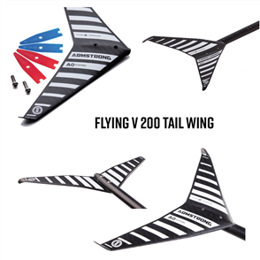 Armstrong Foils HA1125 Wing + 93cm Mast (A+ System) Foil Kit, Create Your Custom Combo