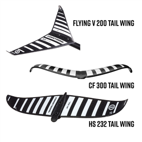 Armstrong Foils HS1550 V2 Wing + 72 Mast (A+ System)Foil Kit, Create Your Custom Combo