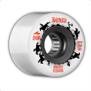 Bones ATF Rough Rider Runners, Size 59mm