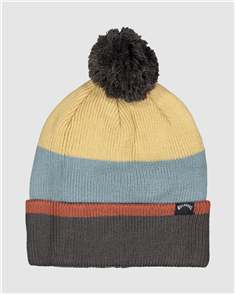 Billabong COLOUR BLOCK BEANIE, MULTI