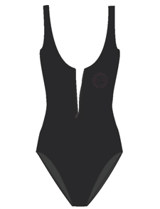 Billabong Retro Vibes One Piece, Black Sands