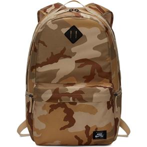 Nike Sb Icon Backpack, 220, Desert Camo