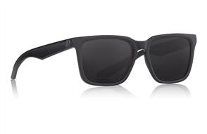 Dragon Baile Sunglasses- Matte Black H20 I Smoke P2 (Mick Fanning Sig)