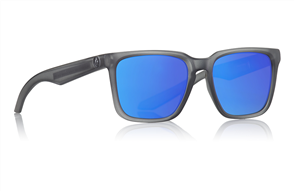 Dragon Baile Sunglasses, Matte Crystal Shadow H2O Blue (Mick fanning Sig)