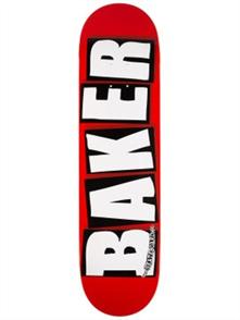 Baker DECK BRAND LOGO BLACK