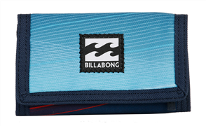 Billabong Atom Wallet, Aqua