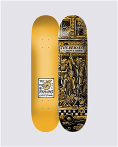 Element TIMBER REMAINS TAXI 8.5 SKATE DECK