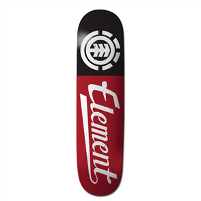 Element Script 8.25 Skateboard Deck