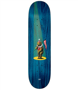 Real DECK BUSENITZ CIRCUS BEAR 8.25