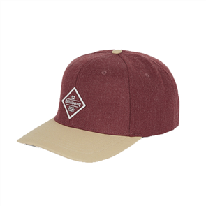 Billabong Mixed Snapback, Oxblood