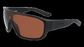 Dragon Vessel X LL Porlarized H20 Sunglasses, Matte Black/LL Copper