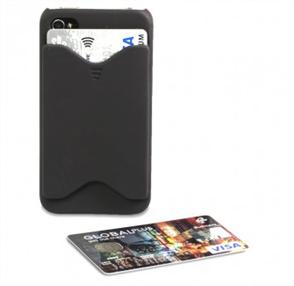 PlugNZ Credit Card lphone 6 Case - Black