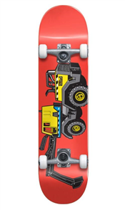 "Blind Truck Youth FP Soft Top Complete Skateboard 6.5"" deck"