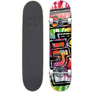 Blind Heady Tie Dye Skate Compete, Multi