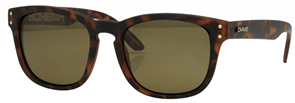 Carve Bohemia Polarized Sunglasses, Matt Tort