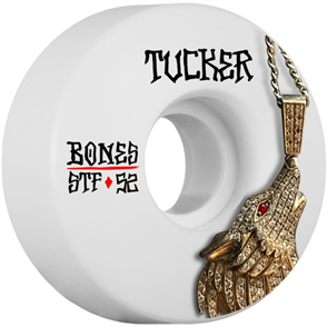 Bones STF Tucker Chain V1 Wheels, Size 54mm