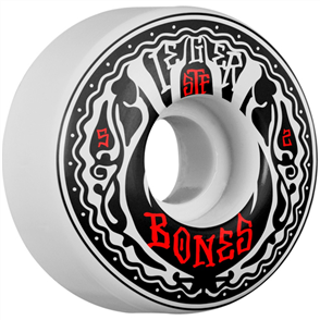 Bones STF Wieger Phillips V1 Wheels, Size 52mm