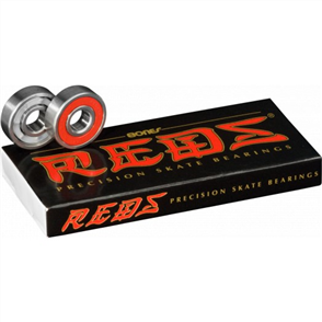 Bones Reds 8mm Bearings 8pack